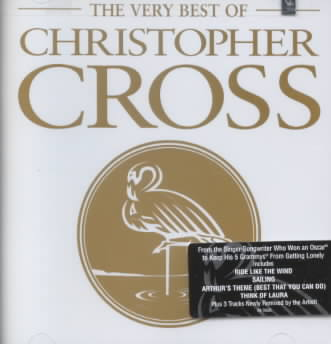 VERY BEST OF CHRISTOPHER CROSS BY CROSS,CHRISTOPHER (CD)