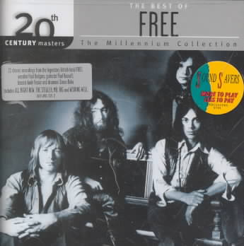 20TH CENTURY MASTERS:MILLENNIUM COLLE BY FREE (CD)